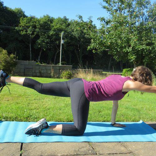Low Intensity Fitness Class